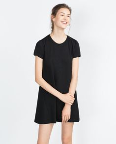 ZARA - WOMAN - FLARED DRESS