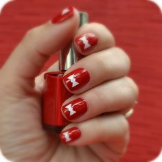 NAILED IT DECALS 1 Sheet of 24 Bow Tie Nail by MadeByMunchiesMama, $5.00