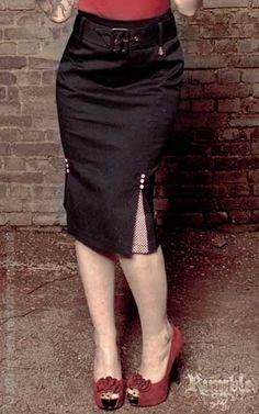 Pencilskirt - Lady Mary Killigrew