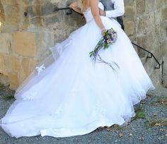 Hochzeitskleid märchenhaft, Preis VB