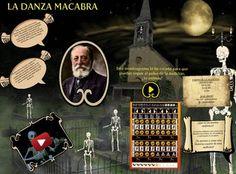 Este es un glogster que he creado sobre la obra Danza Macabra de Camile Saint-Säens. Espero que os guste. Multimedia, Music, Poster, Image, Halloween, Musica, Musik, Muziek, Music Activities