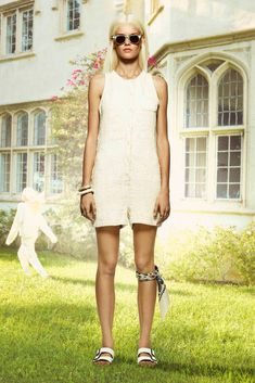 The Elder Statesman Spring 2014 Ready-to-Wear Fashion Show