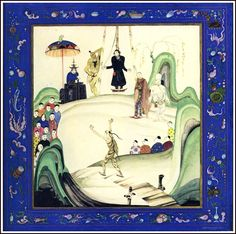 Kay Rasmus Nielsen  (Copenhague, Dinamarca 1886 – Los Ángeles, EEUU 1957).    KayNielsen fue un excelente ilustrador danés,muyactivoso...