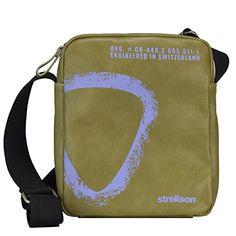 Strellson Paddington Umhängetasche 19 cm light green - http://herrentaschenkaufen.de/strellson/light-green-strellson-paddington-shoulderbag-sv