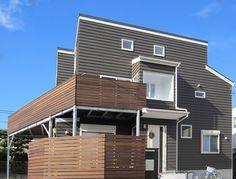 「ラップサイディング」フォトコンテスト2014 | 東レACE株式会社 Multi Story Building, House, Home Decor, House Siding, Homemade Home Decor, Haus, Interior Design, Home Interiors, Homes