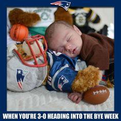 Sleep tight Patriots nation!