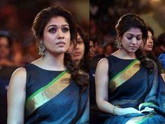 nayanthara saree images - Google Search