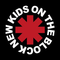 NKOTB. Part of the mash-up collection, this tee is just right for Hangin' Tough or being Naked In The Rain. New Kids and Funky Monks alike, all agree that his tee has the Right Stuff.