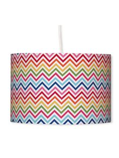 Multi Chevron LAmp Shade