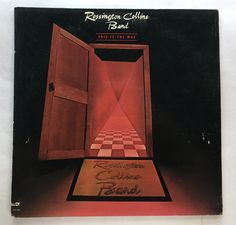 ROSSINGTON COLLINS BAND THIS IS THE WAY VINYL 1981 MCA RECORDS FREE SHIPPING LP
