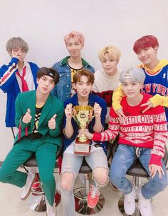BTS WON 1ST PLACE AT SHOW CHAMPION!!! CONGRATULATIONS! ❤❤❤ #BTS #방탄소년단