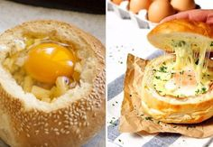 Dochádzajú vám nápady, čo pripraviť rodine na raňajky alebo ako ozvláštniť sýtu večeru? Na svete je množstvo chutných receptov a zapekaná žemľa je jedným z nich. Iste poznáte polievky servírované v bochníku chleba. Pripravte si jeho obmenu s tisíckrát chutnejšou náplňou. Chutné vajíčko so syrom, ku ktorému môžete pridať zakaždým niečo iné. Takéto teplé, voňavé