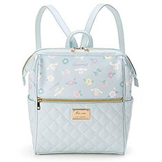 acbcce5945 Sanrio Cinnamoroll Backpack Daypack Rucksack Wide Open Depth With Wire L  Size