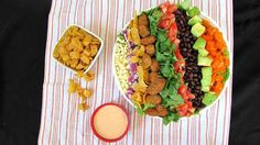 Vegan cobb salad? Vegan Caeser salad? How about a strawberry spinach salad? Try these recipes out to satisfy your salad cravings.