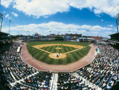 Clipper Magazine Stadium • Insider Tip: Many home games for the Lancaster Barnstormers baseball team end with a fireworks show that can also be viewed from the parking lot behind College Row.