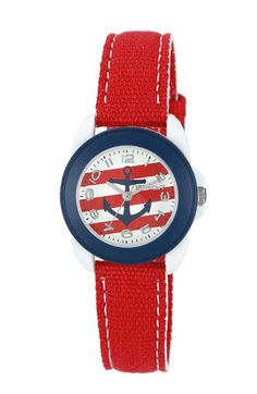 SPROUT™ Watches Anchor Dial Watch, 22mm | Nordstrom