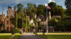 Manor House Hotel a Castle Combe | Splendia - http://pinterest.com/splendia/