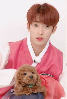 Dokyeom and coco