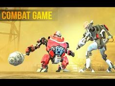Clash Of Robots Gameplay new free games for android 2017 Clash Of Robots Gameplay new free games for android 2017  With Clash of Robots Get ready for the action-packed real time multiplayer combat of the decade! Combine your human intelligence with the strength resilience and tactics of a robot in this futuristic robotic game. Engage with the enemy spot their weakness formulate a strategy and dive into this fight and give your 100% for glittering rewards. Join epic PVP battles against rivals…