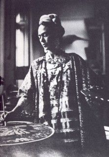 Still Life Round, Naturaleza Muerta Tondo, Frida Kahlo, C0402
