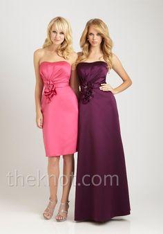 Allure Bridesmaids Bridesmaid Dresses - Allure Bridesmaids Bridesmaid Dress