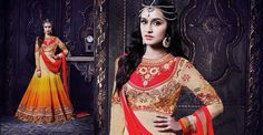 Vibrant Colors Marraige Lehengas ..!! For price enquiry email @ hello@thebollywoodbazaar.com