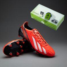 best sneakers 72c84 a398e adidas adizero F50 TRX FG Leather micoach Bundle - Infrared Wht Blk. Adidas  FootballFootball BootsSoccer ...