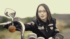 可愛い初心者ライダー YAMAHA SR400 キック真剣 可愛い女性ライダー HONDA CBR600RR Suzuki ST250 R25 ヤマハ・YZF-R250   Music Jinni