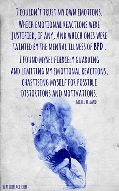 BPD quotes providing insight into what it's like living with BPD. These borderline personality disorder quotes are on beautiful shareable images. Wellness Quotes, Mental Health Quotes, Mental Health Awareness, Ptsd Awareness, Mental Disorders, Bipolar Disorder, Borderline Personality Disorder Quotes, Bpd Quotes, My Demons