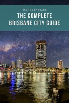 Brisbane, Australia. Get to know Australia's newest up and coming hotspot with this guide! #brisbane #australia #travel #travelguide #australiatravel