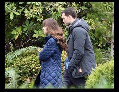 'Fifty Shades Darker' Update: Jamie Dornan, Dakota Johnson In Love Like Christian, Ana? - http://www.movienewsguide.com/fifty-shades-darker-update-jamie-dornan-dakota-johnson-love-like-christian-ana/217566
