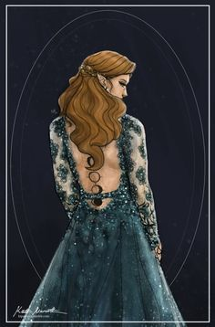 A post-ACOWAR Starfall perhaps by ktpursuits