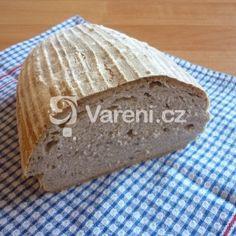 Fotografie receptu: Chléb z žitného kvásku Bread, Cooking, Food, Meal, Kochen, Essen, Hoods, Breads, Meals