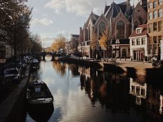 just-wanna-travel:  Amsterdam, the Netherlands.By Matheus Carvalho