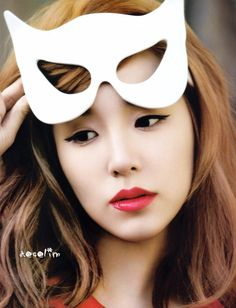 Tiffany (SNSD) for Vogue Girl
