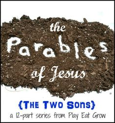 lesson 1 -Two Sons Parable