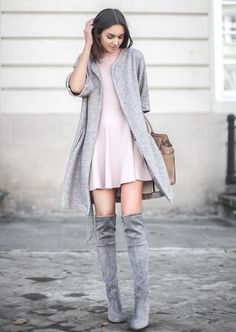 Cozy and cute winter outfit