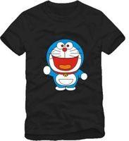 2014 Summer New Men's Douraeman T-shirts short sleeve Hiphop Skateboard DoraemonT shirts