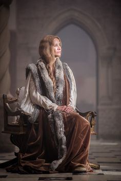 The White Queen -  Jacquetta of Luxembourg / Lady Rivers