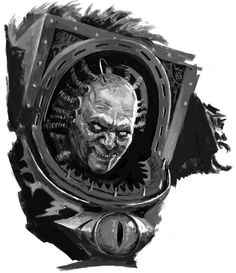 Common Myths about the Horus Heresy Chaos 40k, Sons Of Horus, The Horus Heresy, Warhammer 40k Art, Space Wolves, Common Myths, The Grim, Space Marine, Geek Culture