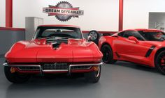 Best of the best, finding the perfect 67′ 427 Stingray for the 2015 Corvette Dream Giveaway