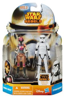 Vehicle Set Titanium Series 4-pc Obedient Star Wars The Black Series