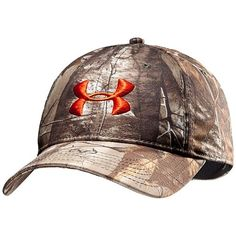88145079718 Under Armour Camo Baseball Hat - Mills Fleet Farm. I hate when people wear  hunting camo for fashion.