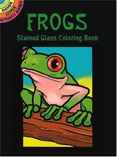 Kids Coloring Books Bugs Stained Glass Designs Stress Relieving Art Funny