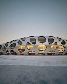 En Construcción: Estadio de Fútbol Borisov / OFIS Architects