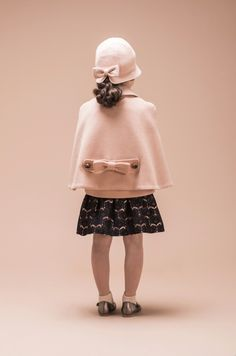Beautiful Hucklebones new fall/winter 2015 kids fashion collections available at Petit Fashion