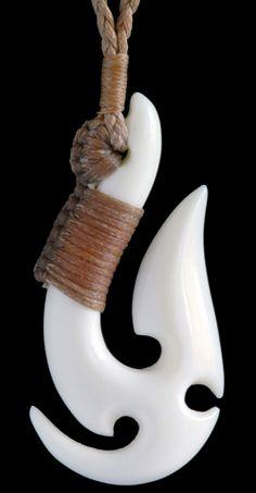 Maori Fish Hook