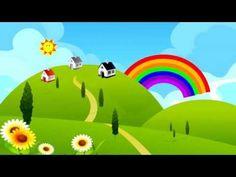 Panda e os Caricas - O Arco-Íris - YouTube Panda, Pikachu, Colours, Youtube, Kids, Character, 1, Baby Videos, Kids Songs