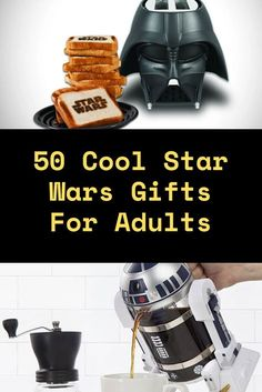 50 COOL Star Wars Gifts For Adults That Are Unique! Discover some incredibly cool star wars gifts for the adult fans in your life, we have featured the coolest star wars gift ideas the galaxy has to offer! The Legacy List 2019 Star Wars Crafts, Star Wars Decor, Theme Star Wars, Star Wars Party, Regalos Star Wars, Cadeau Star Wars, Star Wars Bedroom, Star Wars Christmas, Star Wars Merchandise
