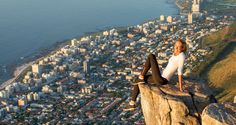 From leisurely rambles to invigorating coastal and mountain hikes, Cape Town abounds with magnificent walking trails. Here are the best hikes in Cape Town. Great Places, Places To Go, Amazing Places, Things To Do, Good Things, Mountain Hiking, Best Hikes, Hiking Trails, Cape Town